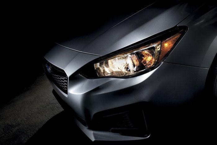 ทีเซอร์แรก 2017 Subaru Impreza ก่อนเผยโฉมปลายเดือนมีนาคมนี้