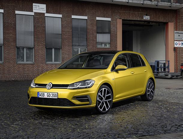 เผยโฉม 2017 Volkswagen Golf ปรับโฉมครั้งใหญ่ใส่เทคโนโลยีใหม่เพียบ