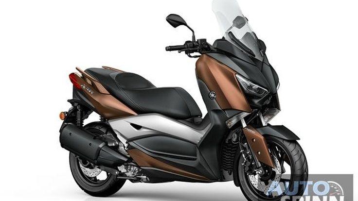 Yamaha X-Max300 สกู๊ตเตอร์พรีเมี่ยมสปอร์ตอัพไซส์วางแผนลงตลาดมีนาคมปีหน้า