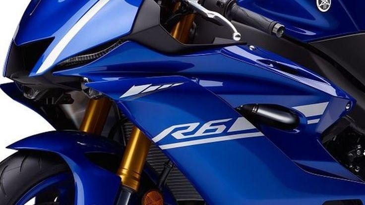 เคาะราคา 2017 Yamaha YZF-R6 และ TMAX รุ่นใหม่ในยุโรปพร้อมส่งมอบเดือนเมษายนนี้