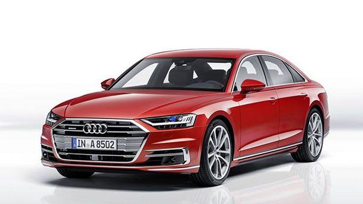 เปิดตัวอย่างเป็นทางการ Audi A8 อัดแน่นเทคโนโลยีสุดล้ำและสะดวกสบาย
