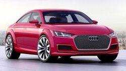 2018 Audi TT Sportback Concept ว่าที่สปอร์ต 4 ประตู รุ่นใหม่จากค่าย ออดี้