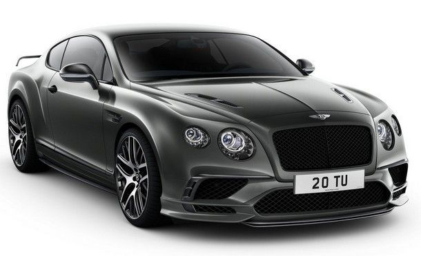 Bentley เปิดตัว Continental Supersports หล่อ หรู แรง ครบสูตร