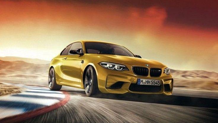 BMW เปิดเผยภาพ 2018 M2 Facelift กับการปรับเปลี่ยนเล็กๆ น้อยๆให้ลงตัวมากขึ้น