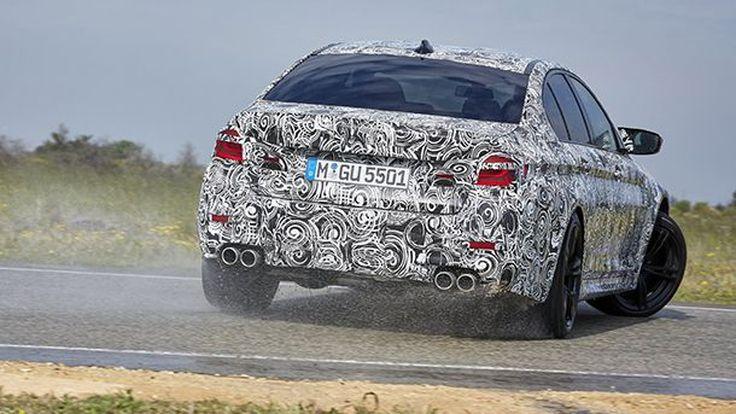 เปิดข้อมูล BMW M5 ขุมพลัง 600 แรงม้า เลือกได้ทั้งขับสอง-ขับสี่