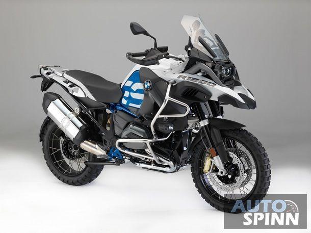 "BMW Motorrad เผยโฉมสีสันใหม่พร้อมออพชั่น ""ช่วยเหลือฉุกเฉินใน"" ในรถปี 2018"