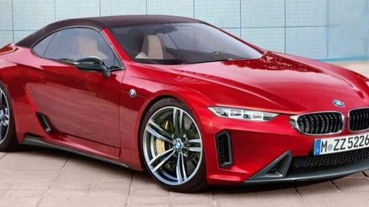 ชมภาพ !! สปอร์ตโรสเตอร์รุ่นใหม่จาก BMW กับรุ่น Z5 ที่คาดว่าจะเปิดตัวในช่วงปี 2018