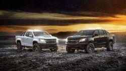 Chevrolet เตรียมเปิดตัว Colorado ZR2 Midnight และ Dusk Editions รุ่นพิเศษเสริมความหล่อ ลุย ในงาน SEMA 2017 นี้