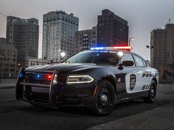 2018 Dodge Charger รุ่นอัพเกรดความปลอดภัยเพิ่มเติม สำหรับรถลาดตระเวณให้เจ้าหน้าที่ตำรวจ