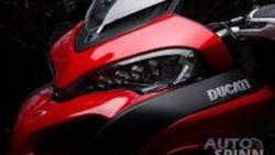 เตรียมอัพเดท Ducati Multistrada 1260 ใช้เครื่องยนต์ลูกเดียวกับ XDiavel