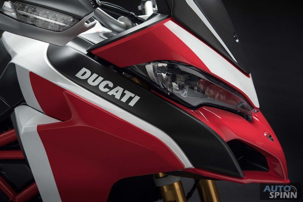 [Eicma2017] 2018 Ducati Multistrada 1260 แองกรี้เบิร์ดเสริมแกร่งอัดซีซีขี่แรงขึ้นอีเลเวล