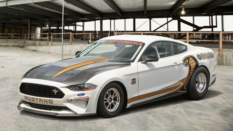 2018 Ford Mustang Cobra Jet พร้อมอวดความแรงให้โลกรู้