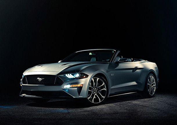 ตามมาติดๆ Ford Mustang Convertible ไอ้ม้าป่าเปิดประทุน