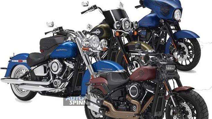 Harley-Davidson เปิดตัวรถใหม่ปี 2018 ยกแผงตามแผนปรับยุทธศาสตร์