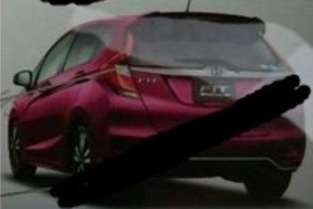 หลุดโบรชัวร์ 2018 Honda Fit / Jazz รุ่นปรับโฉมก่อนเปิดตัวในญี่ปุ่น
