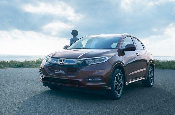 พาชม 2018 Honda HR-V ใหม่ เริ่มออกทำตลาดญี่ปุ่นอย่างเป็นทางการ