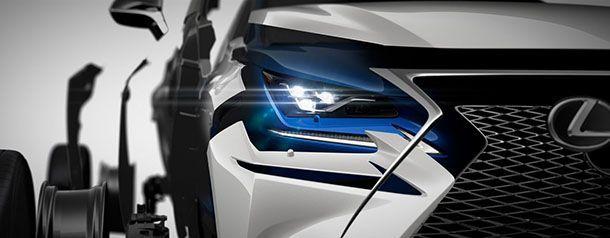 2018 Lexus NX รุ่นปรับโฉมใหม่จะเปิดตัวปลายเดือนเมษายนนี้