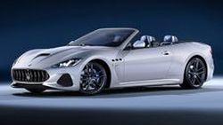 2018 Maserati GranTurismo Convertible เปิดหลังคาแบบหรูหรา