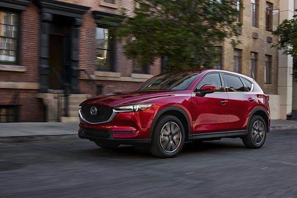 2018 Mazda CX-5 เปิดตัวพร้อมระบบหยุดการทำงานของลูกสูบ