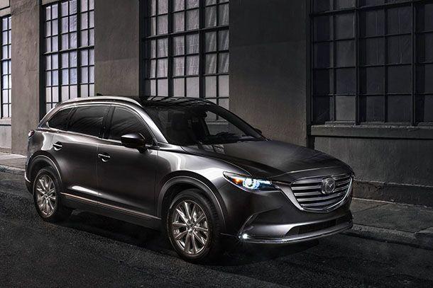 2018 Mazda CX-9 ปรับโฉมใหม่ เพิ่มระบบความปลอดภัย