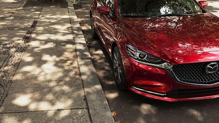 2018 Mazda6 รุ่นปรับโฉมเตรียมเปิดตัวที่แอลเอ ออโต้โชว์พร้อมเครื่องยนต์ใหม่