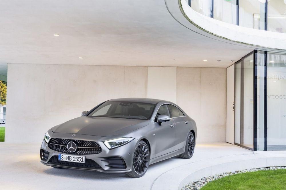 Mercedes-Benz เผยภาพ CLS Coupe Edition 1 สปอร์ตมากขึ้น พร้อมเปิดตัวในสหรัฐอเมริกา กลางปี 2018 นี้