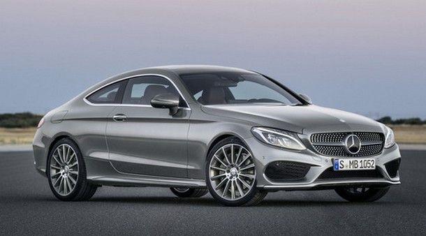 ชมภาพการออกแบบ Mercedes-Benz E-Class Coupe ที่จะเปิดตัวในช่วงปี 2018 นี้