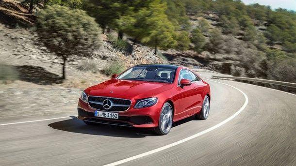 2018 Mercedes E-Class Coupe เปิดขายในเยอรมันแล้ว กับราคาเริ่มต้นที่ 41,220 ปอนด์ หรือราวๆ 1.9 ล้านบาท