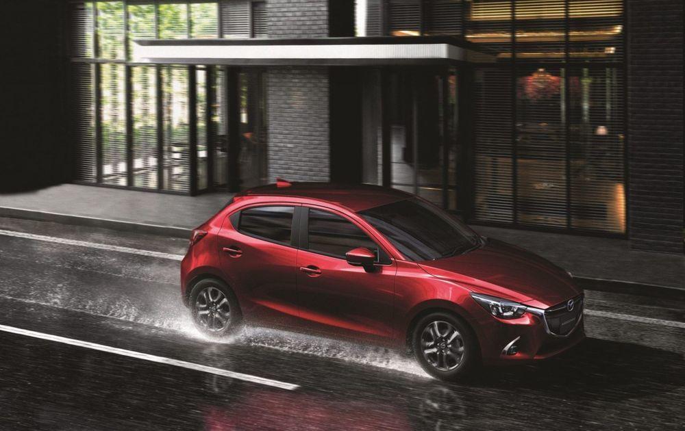 Mazda เผยโฉม Mazda 2 รุ่นปรับปรุง อัดออพชั่นแน่นขึ้น ในราคาเท่าเดิม เริ่มต้น 5.3 แสนบาท