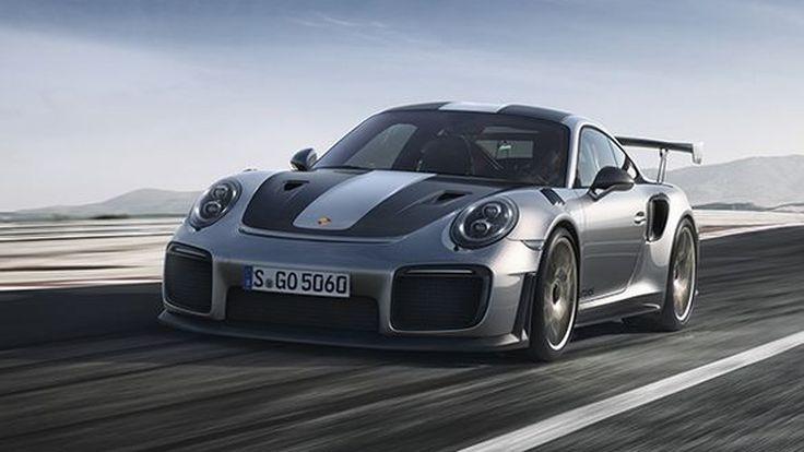 เผยโฉมแล้ว 2018 Porsche 911 GT2 RS พกแรงม้าเต็มพิกัด 700 ตัว