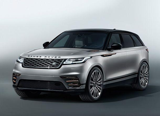 มาแล้ว 2018 Range Rover Velar รถเอสยูวีที่จะชิงยอดขายจาก BMW - Mercedes-Benz