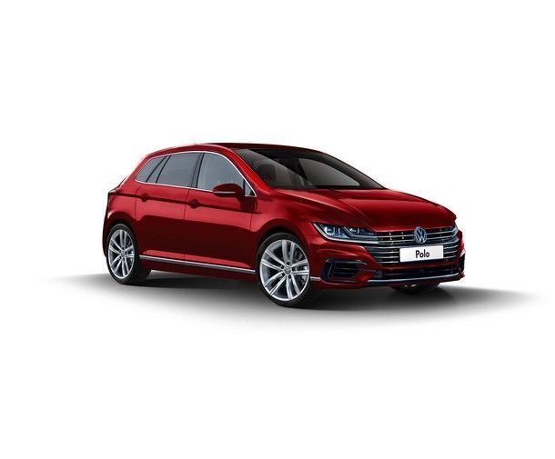 2018 Volkswagen Polo เผยโฉมรุ่นใหม่ด้วยการออกแบบที่เน้นความสปอร์ตกระทัดรัดมากยิ่งขึ้น