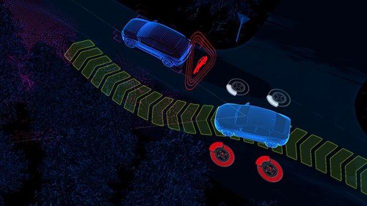 อัดแน่นความปลอดภัย 2018 Volvo XC60 ช่วยหักเลี้ยวอัตโนมัติหลบหลีกอุบัติเหตุ