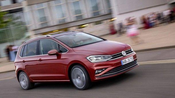 Volkswagen เปิดตัว 2018 Golf Sportsvan Facelift หน้าใหม่พร้อมออพชั่นเยอะกว่าเดิม