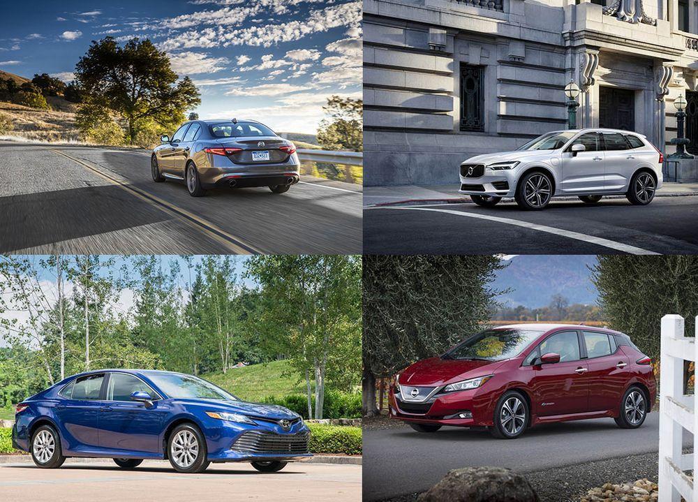 Mazda CX-5 และ Nissan Leaf ติดโผรอบสุดท้ายรถยอดเยี่ยมแห่งปีระดับโลก