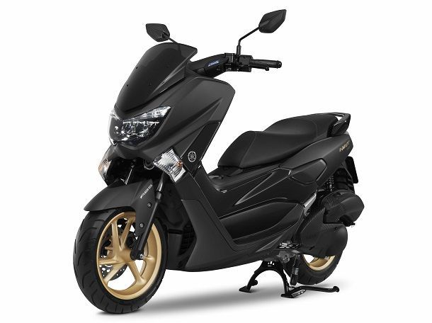 2018 Yamaha N-MAX155 All New Colour สีสันใหม่แม็กซ์ให้สุด