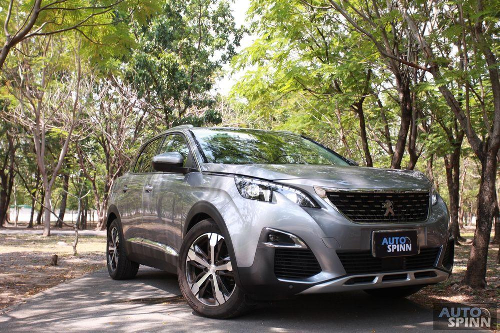 [Test Drive] All new Peugeot 3008 SUV สปอร์ตหรูแรงสั่งได้ กับค่าตัว 2.699 ล้านบาท