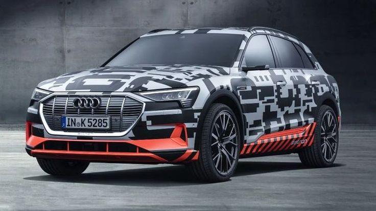 2019 Audi E-Tron เปิดตัวกันยายนนี้ พร้อมเปิดจองล่วงหน้า