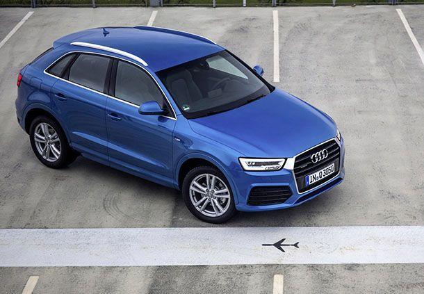 2019 Audi Q3 จะมีทั้งรุ่นปลั๊กอินไฮบริด และพลังงานไฟฟ้า