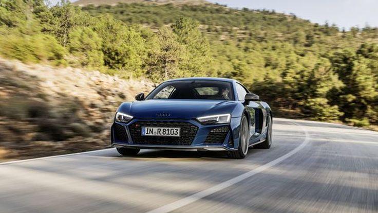 2019 Audi R8 เปิดตัวกับความสปอร์ตและขุมพลังใหม่ V10