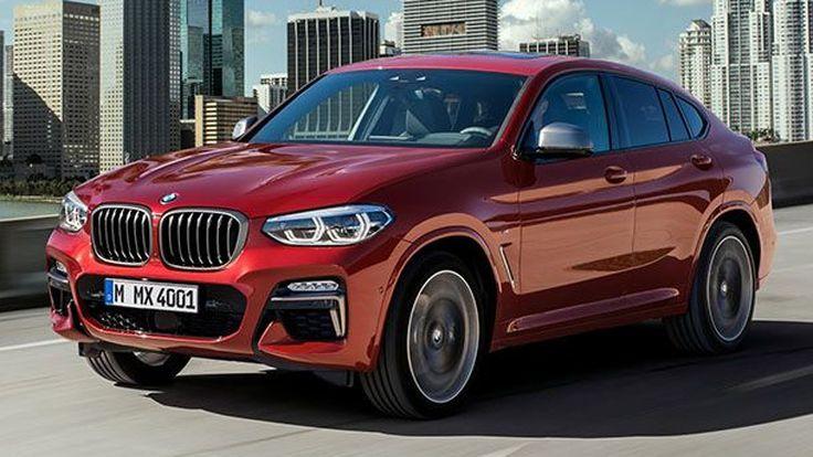 2019 BMW X4 โฉมใหม่เปิดตัวอย่างเป็นทางการ เน้นความล้ำสมัยยิ่งขึ้น