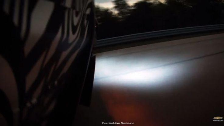 ชมคลิป! 2019 Chevrolet Corvette ZR1 พ่นไฟออกท่อ 12 วินาทีเต็ม!