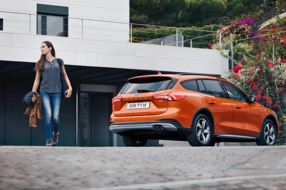 2019 Ford Focus Active Wagon เปิดตัวที่ยุโรปแล้ว