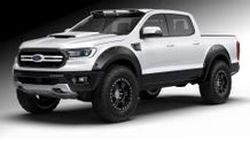 2019 Ford Ranger เปิดตัวที่งาน SEMA จ่อเปิดตัวปีหน้า