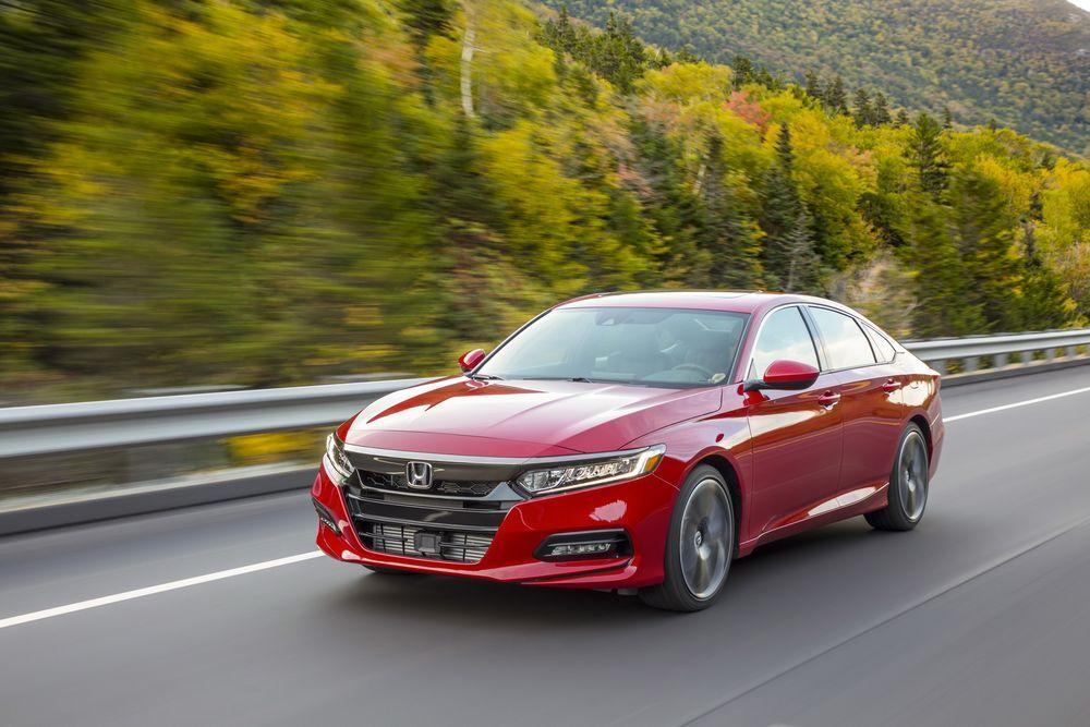 เปิดตัวก่อนไทย 2019 Honda Accord ฝั่งอเมริกา เริ่มต้นราคา 782,000 บาท