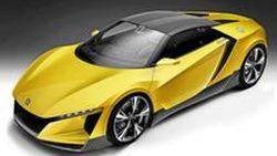 ชมภาพ คอนเซปต์คาร์รุ่นใหม่อย่าง Honda S2000 ซึ่งมีความเป็นไปได้ที่จะถูกปลุกคืนชีพอีกครั้ง