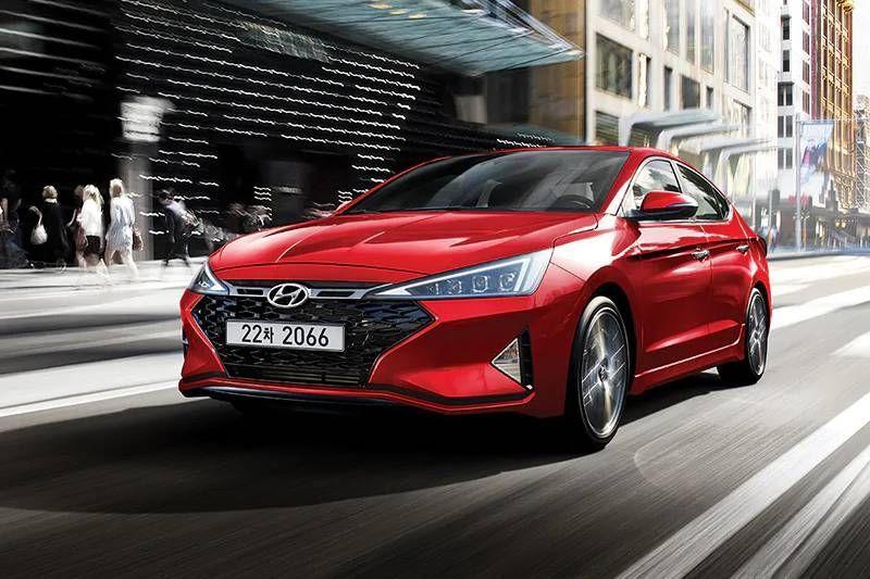 สปอร์ตเท่กว่าเดิม 2019 Hyundai Avante Sport เวอร์ชั่นเกาหลีก่อนเข้าอเมริกา