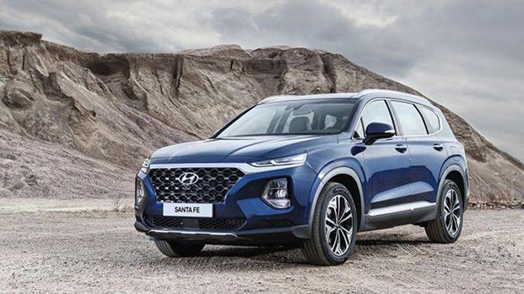 2019 Hyundai Santa Fe เปิดตัวครั้งแรกในโลก พร้อมเกียร์อัตโนมัติ 8 สปีด