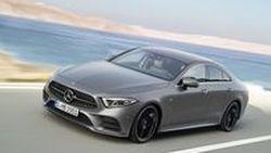 เผยโฉม 2019 Mercedes-Benz CLS พร้อมเครื่องยนต์ 6 สูบเรียงใหม่