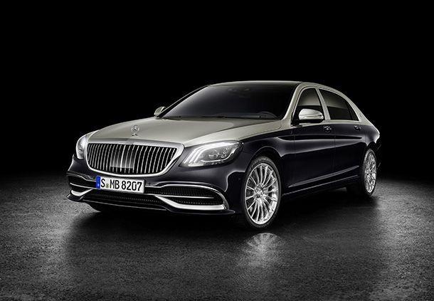 เผยโฉม 2019 Mercedes-Maybach S-Class อัพเกรดความหรูหราอีกระดับ